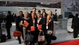 Zespół NeoVize na kongresu ESCRS w Amsterdamie