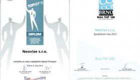 Nagroda dla kliniki okulistycznej NeoVize