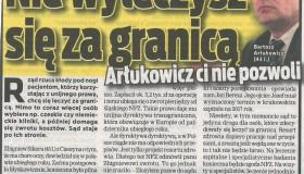 Pierwszy nakaz zapłaty krakowskiego sądu