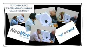 Badania okulistyczne w PolWaxie
