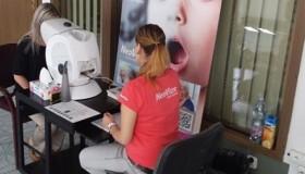 Pracownicy MOKATE bezpłatnie badają wzrok