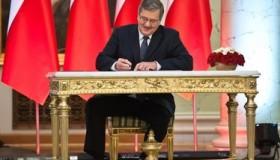 Prezydent podpisał tzw. ustawę o leczeniu transgranicznym