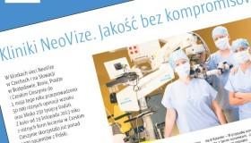 Kliniki NeoVize - Jakość bez kompromisów