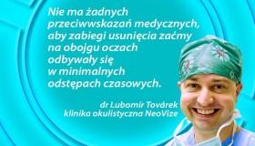 Pan doktor Továrek odpowiada
