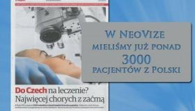 Dziennik Zachodni: Do Czech na leczenie zaćmy