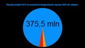 Na leczenie Polaków za granicą NFZ ma 400 mln złotych