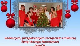 Wesołych, spokojnych i kolorowych Świąt :)