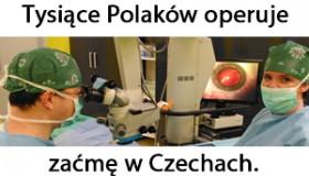 Tysiące Polaków operuje zaćmę w Czechach. Płaci za to NFZ