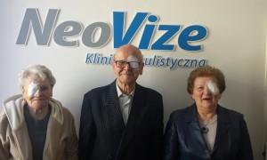 Trio: Helena Bochenek, Renata Pałka, Zenon Sijka